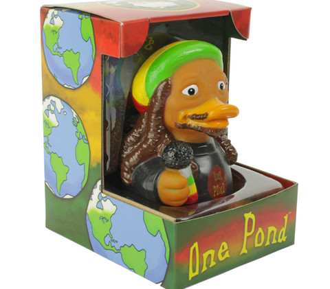 "Canard ""One Pond Rasta Duck"""