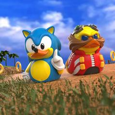 Canards Sonic the Hedgehog