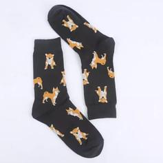 Chaussettes Shiba Inu Noires