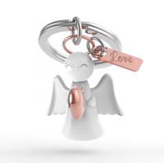 Porte clés Ange de l'Amour