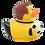 Thumbnail: Canard Foot Jaune