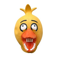 Masque de Canard Fou Jaune