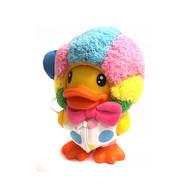 Canard Tirelire Clown Jaune - B.Duck
