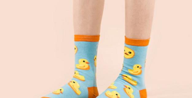 Chaussettes Canard Lucky Duck
