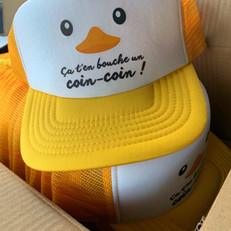 Casquette Canard - DuckRace France