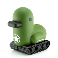 Tirelire Canard Tank