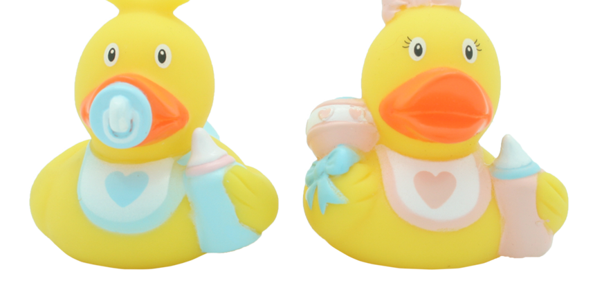 Mini Canard Bébé Fille et Garcon