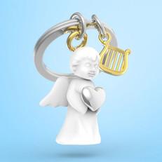 Porte clés Ange Gardien