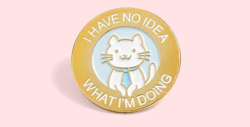 Pins Chat I Have no Idea