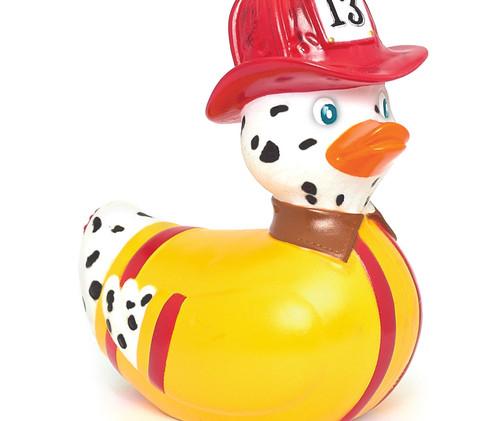 Canard Chien Pompier