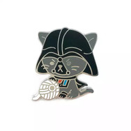 Pins Chat Cat Vador