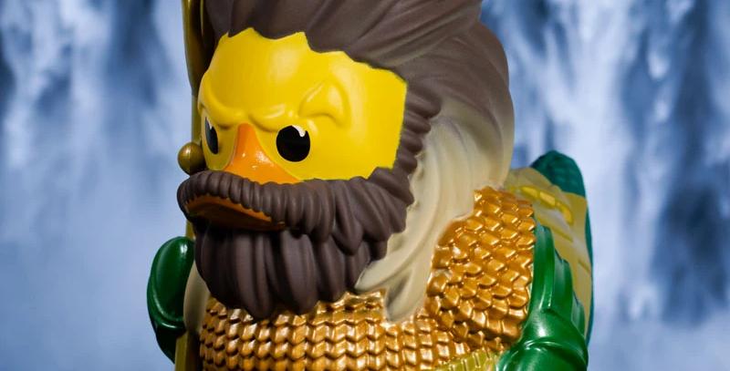 Aquaman duck