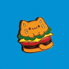 Pins Chat Burger