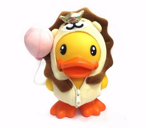Canard Tirelire Lion Clown - B.Duck