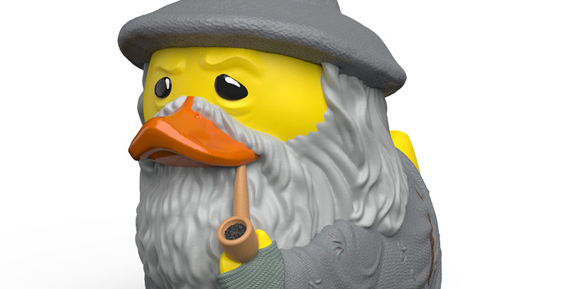 Canard Gandalf le Gris