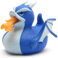 Couple de Canards Dragons