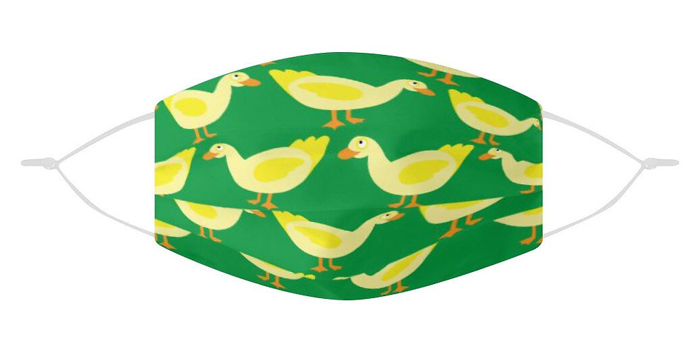 Masque Canard Vert