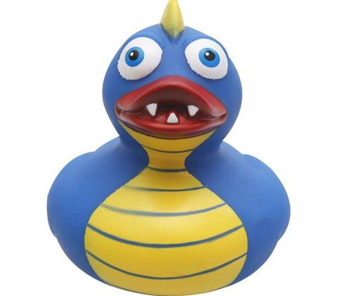 Canard Monstre Bleu