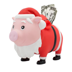 Cochon Père Noël