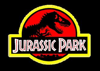 logo jurassic park coincaillerie canard