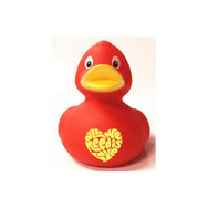"""Canard de Bain Rouge """"All You Need Is Love"""""""