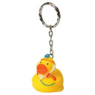 Porte-clés Canard Docteur