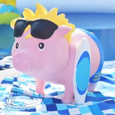 Cochon Surfeur