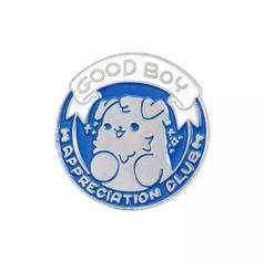 Pins Chien Good Boy