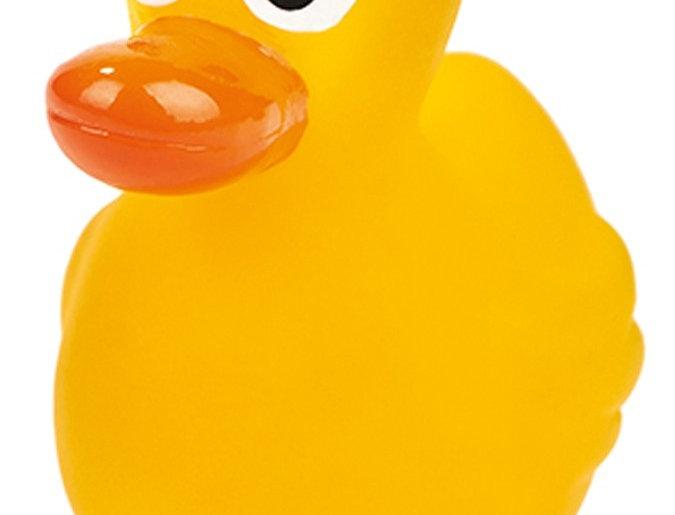 Mini Canard Jaune