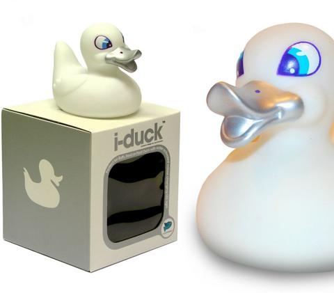 "Canard Blanc ""White I-Duck"""
