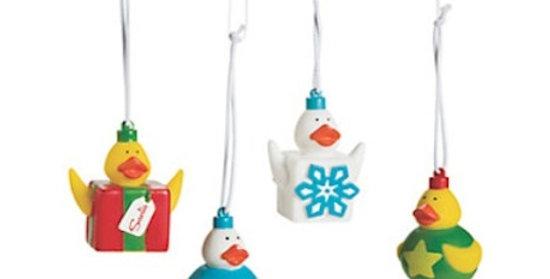 Mini Canard Boule de Noël