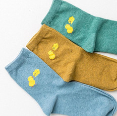 Chaussettes Canard Bulle