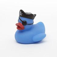 Canard Lumineux Pirate Bleu