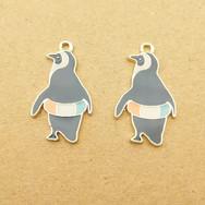 Charms Pingouin Bouée