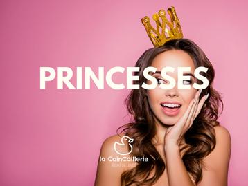 Canards Princesses - la COinCaillerie (2