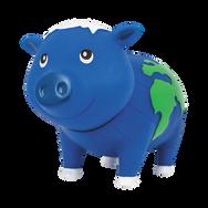 Cochon Map Monde