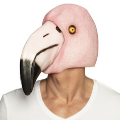 Masque de Flamant Rose