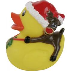 Canard Renne de Noël