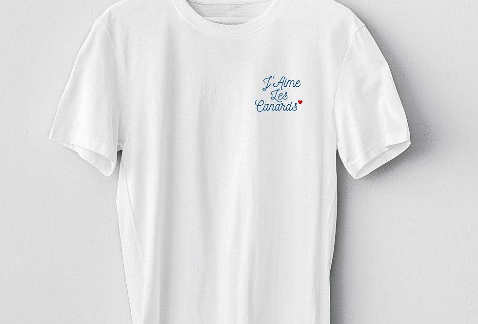 T-Shirt J'Aime les Canards