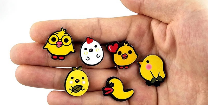 Magnet Petit Canard