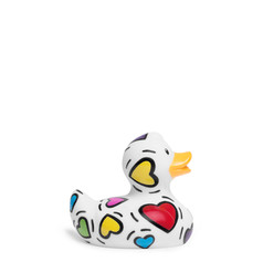 Mini Canard Pop Heart