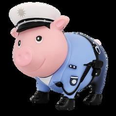 Cochon Policier