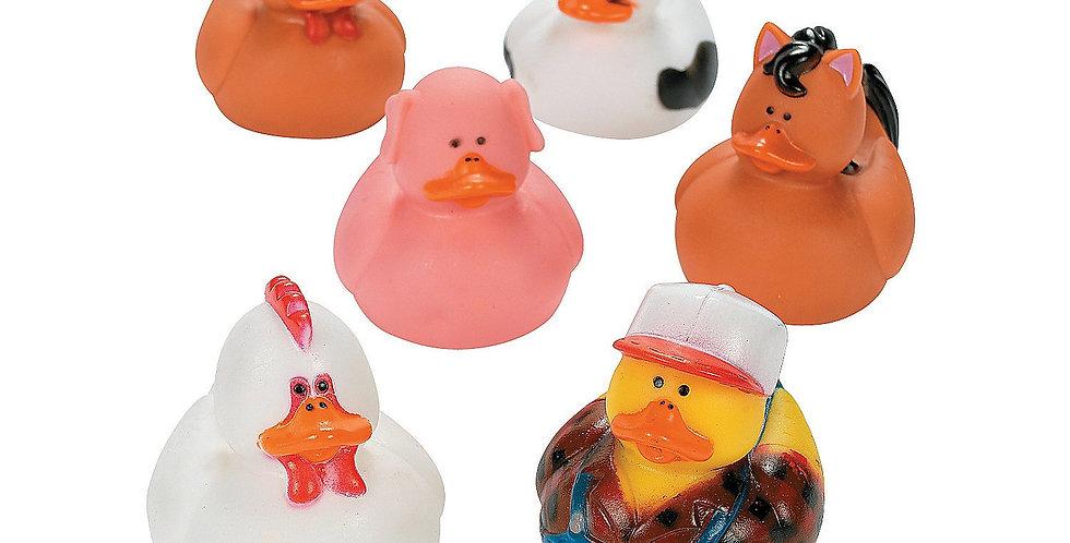 Mini Farm Duck