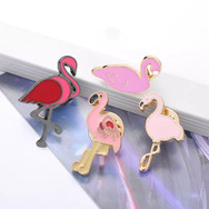 Pins Flamant Rose