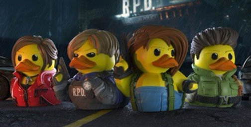 Canards Resident Evil