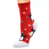 Chaussettes Pingouin Noël