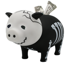 Cochon Squelette