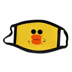 Masque Canard Sally Noir