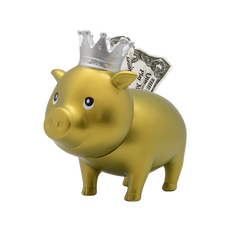 Cochon Doré Couronne