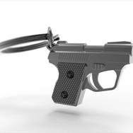 Porte clés Pistolet